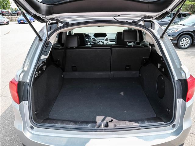 2015 Acura RDX Base (Stk: D112) in Milton - Image 17 of 29