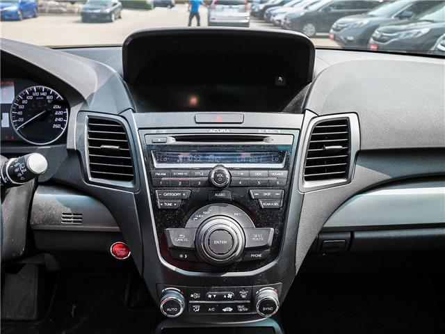 2015 Acura RDX Base (Stk: D112) in Milton - Image 27 of 29