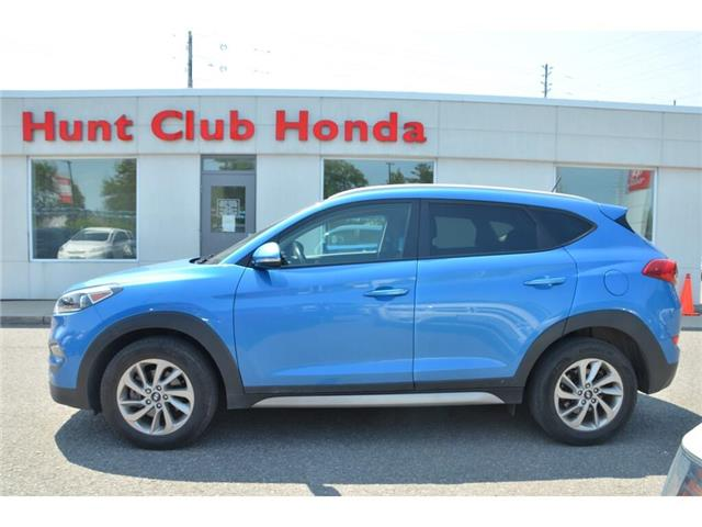 2017 Hyundai Tucson  (Stk: Z00671A) in Gloucester - Image 1 of 22