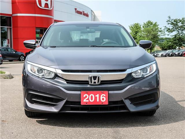 2016 Honda Civic LX (Stk: 3365) in Milton - Image 2 of 23