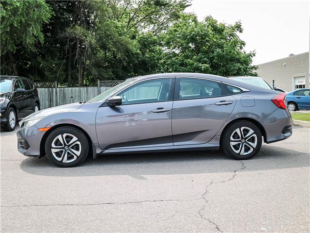 2016 Honda Civic LX (Stk: 3365) in Milton - Image 7 of 23