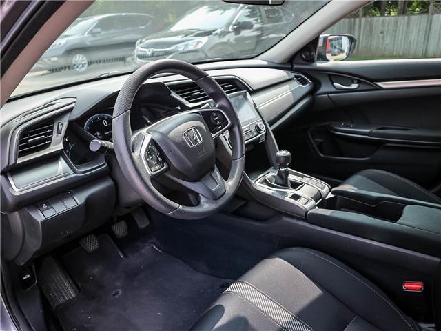 2016 Honda Civic LX (Stk: 3365) in Milton - Image 9 of 23