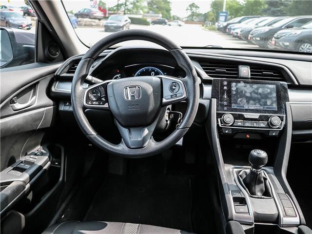 2016 Honda Civic LX (Stk: 3365) in Milton - Image 13 of 23