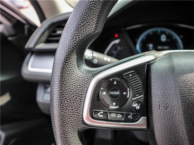2016 Honda Civic LX (Stk: 3365) in Milton - Image 19 of 23