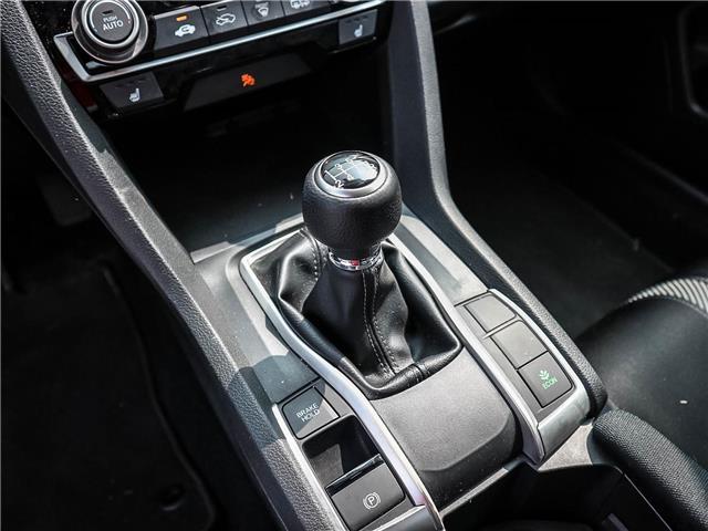 2016 Honda Civic LX (Stk: 3365) in Milton - Image 21 of 23