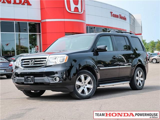 2015 Honda Pilot Touring (Stk: 3368) in Milton - Image 1 of 30