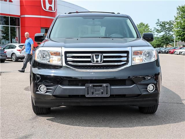 2015 Honda Pilot Touring (Stk: 3368) in Milton - Image 2 of 30