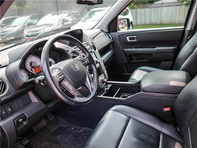 2015 Honda Pilot Touring (Stk: 3368) in Milton - Image 10 of 30