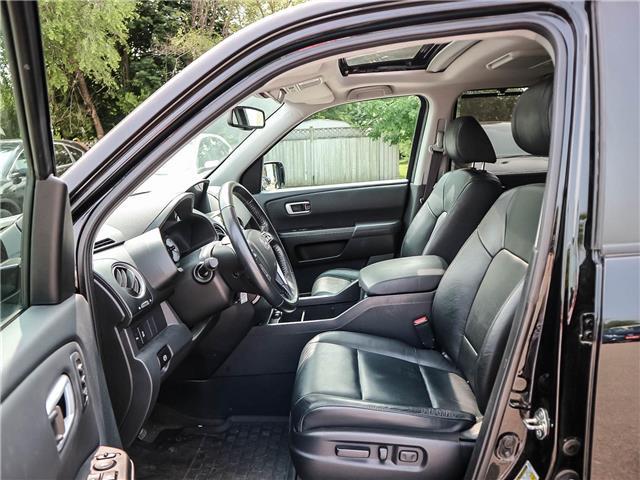 2015 Honda Pilot Touring (Stk: 3368) in Milton - Image 11 of 30