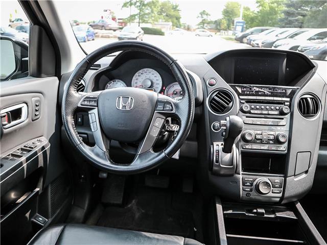 2015 Honda Pilot Touring (Stk: 3368) in Milton - Image 15 of 30