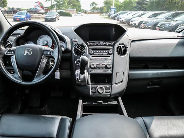2015 Honda Pilot Touring (Stk: 3368) in Milton - Image 16 of 30