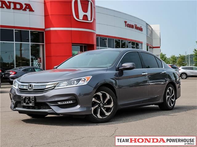 2016 Honda Accord EX-L (Stk: 19871A) in Milton - Image 1 of 23