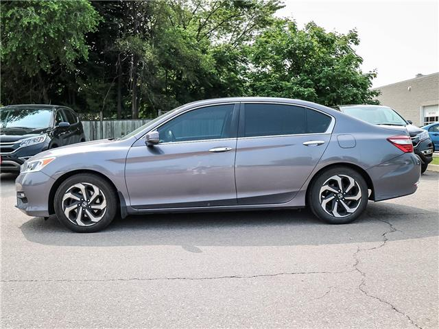 2016 Honda Accord EX-L (Stk: 19871A) in Milton - Image 6 of 23
