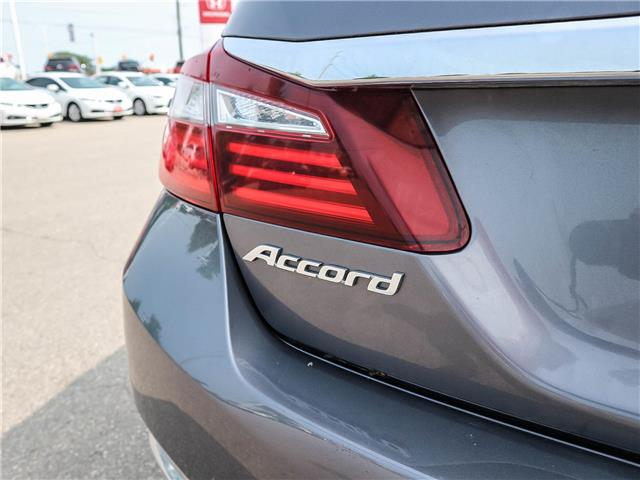 2016 Honda Accord EX-L (Stk: 19871A) in Milton - Image 14 of 23