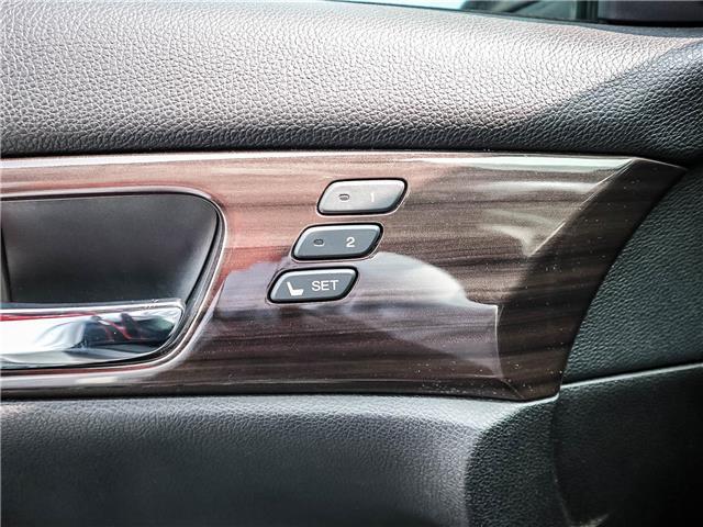 2016 Honda Accord EX-L (Stk: 19871A) in Milton - Image 18 of 23