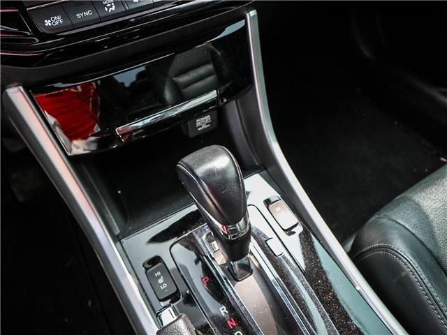 2016 Honda Accord EX-L (Stk: 19871A) in Milton - Image 20 of 23