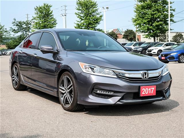 2017 Honda Accord Sport (Stk: 3369) in Milton - Image 3 of 26