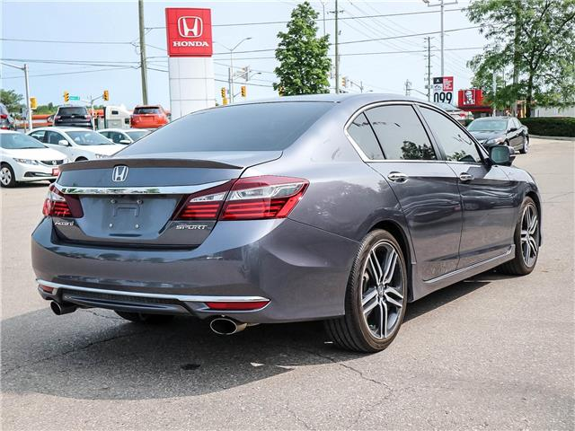 2017 Honda Accord Sport (Stk: 3369) in Milton - Image 5 of 26