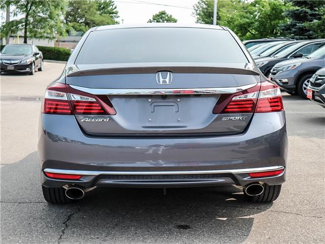 2017 Honda Accord Sport (Stk: 3369) in Milton - Image 6 of 26