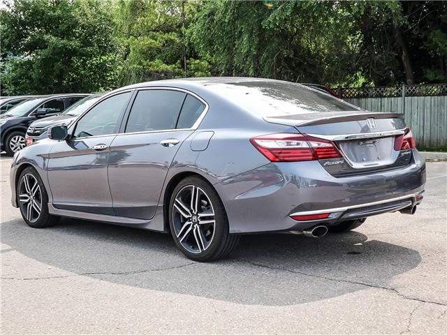 2017 Honda Accord Sport (Stk: 3369) in Milton - Image 7 of 26