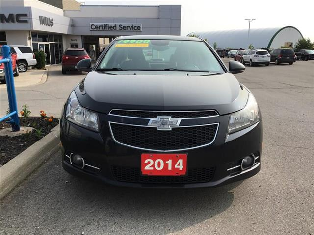 2014 Chevrolet Cruze LTZ (Stk: K444A) in Grimsby - Image 2 of 15