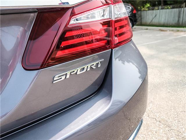 2017 Honda Accord Sport (Stk: 3369) in Milton - Image 18 of 26