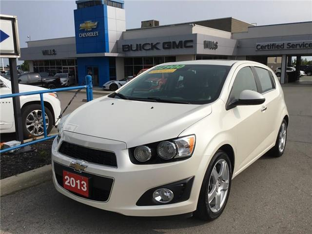 2013 Chevrolet Sonic LTZ Auto (Stk: K440A) in Grimsby - Image 1 of 15