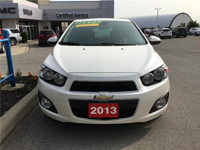 2013 Chevrolet Sonic LTZ Auto (Stk: K440A) in Grimsby - Image 2 of 15