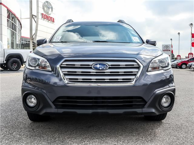 2015 Subaru Outback  (Stk: D209) in Ancaster - Image 2 of 26