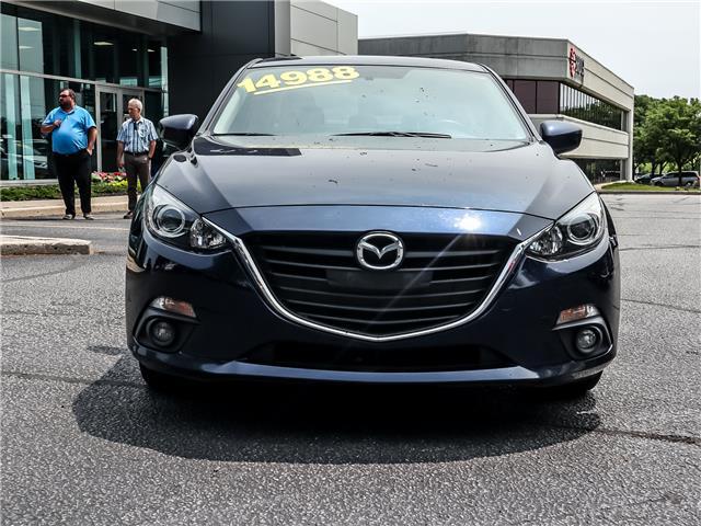 2015 Mazda Mazda3 GS (Stk: 1934LT) in Burlington - Image 2 of 26
