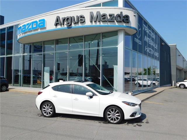 2015 Mazda Mazda3 Sport GT (Stk: A2067A) in Gatineau - Image 1 of 21