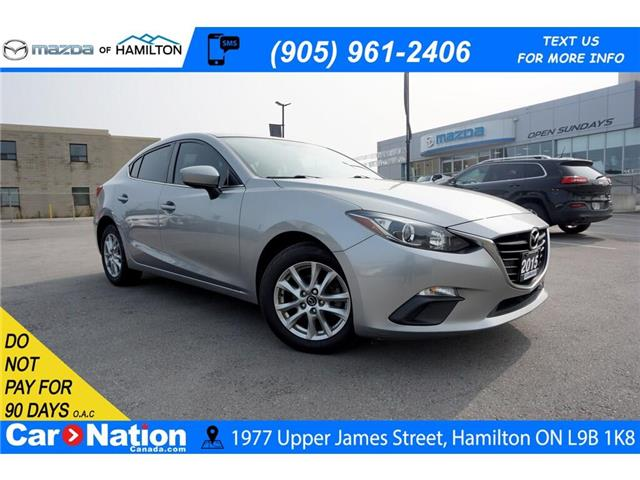 2015 Mazda Mazda3 GS (Stk: HU831) in Hamilton - Image 1 of 36