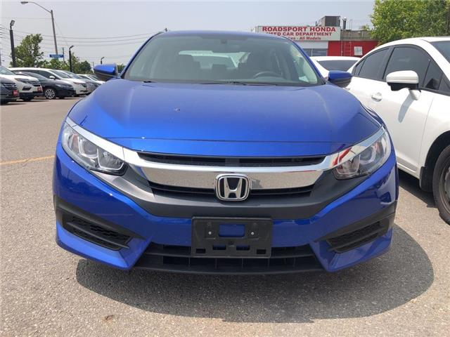 2017 Honda Civic LX (Stk: 58179A) in Scarborough - Image 2 of 3