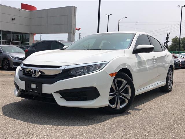 2017 Honda Civic LX (Stk: 58266A) in Scarborough - Image 1 of 20