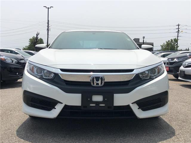 2017 Honda Civic LX (Stk: 58266A) in Scarborough - Image 2 of 20
