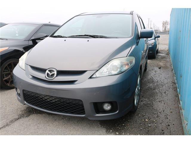2010 Mazda Mazda5 GT (Stk: SN1358A) in Hamilton - Image 1 of 5