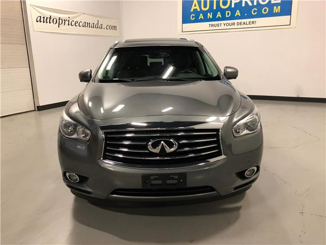 2015 Infiniti QX60 Base (Stk: F0461) in Mississauga - Image 2 of 27