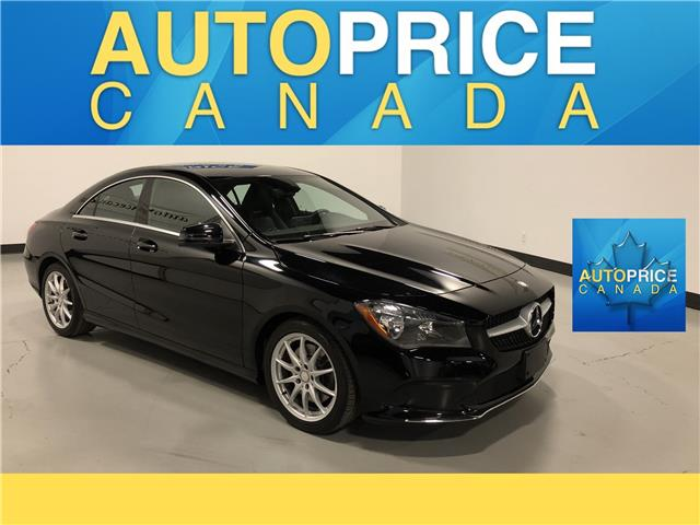 2017 Mercedes-Benz CLA 250 Base (Stk: W0465) in Mississauga - Image 1 of 26