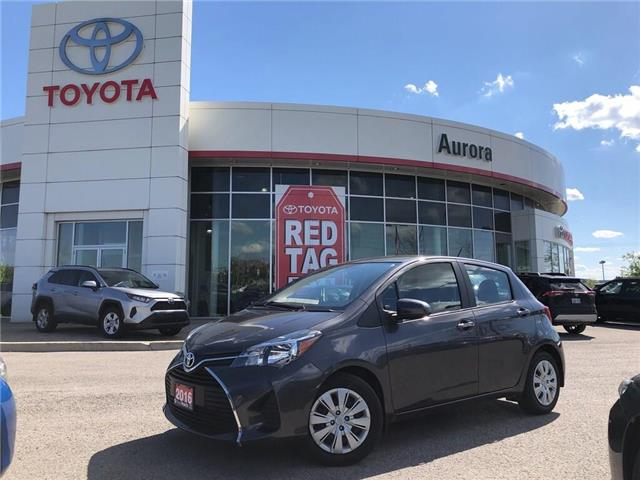 2016 Toyota Yaris LE (Stk: 6540) in Aurora - Image 1 of 19