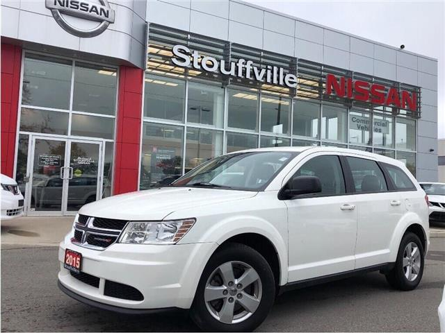 2015 Dodge Journey CVP/SE Plus (Stk: SU0738A) in Stouffville - Image 1 of 21