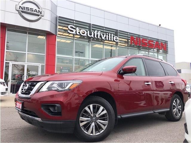 2018 Nissan Pathfinder SL Premium (Stk: SU0740) in Stouffville - Image 1 of 28