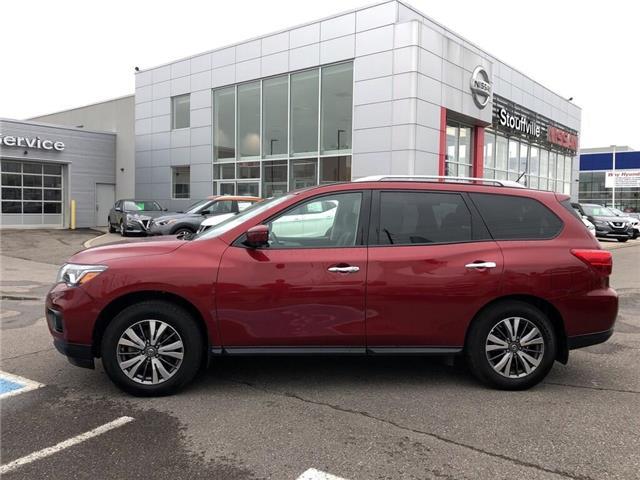 2018 Nissan Pathfinder SL Premium (Stk: SU0740) in Stouffville - Image 2 of 28