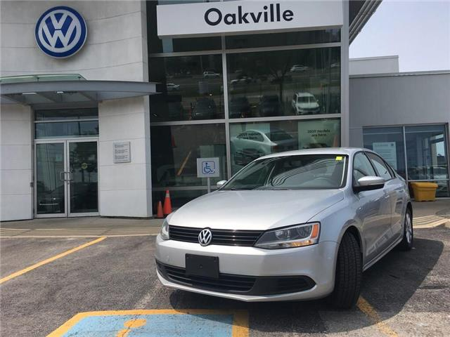 2011 Volkswagen Jetta 2.0L Comfortline (Stk: 5886V) in Oakville - Image 1 of 26