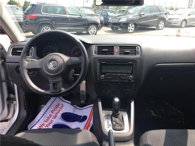 2011 Volkswagen Jetta 2.0L Comfortline (Stk: 5886V) in Oakville - Image 12 of 26