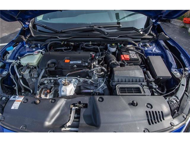 2018 Honda Civic EX (Stk: T5228) in Niagara Falls - Image 9 of 17