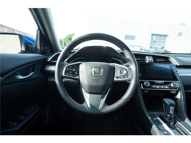2018 Honda Civic EX (Stk: T5228) in Niagara Falls - Image 11 of 17