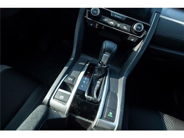 2018 Honda Civic EX (Stk: T5228) in Niagara Falls - Image 12 of 17