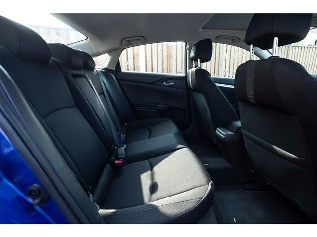 2018 Honda Civic EX (Stk: T5228) in Niagara Falls - Image 13 of 17