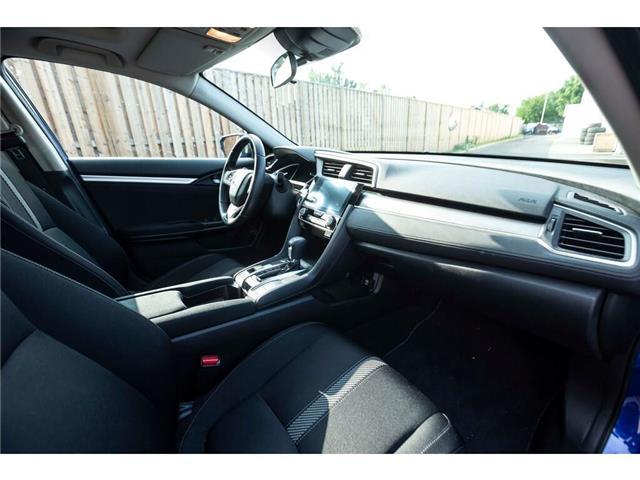2018 Honda Civic EX (Stk: T5228) in Niagara Falls - Image 14 of 17