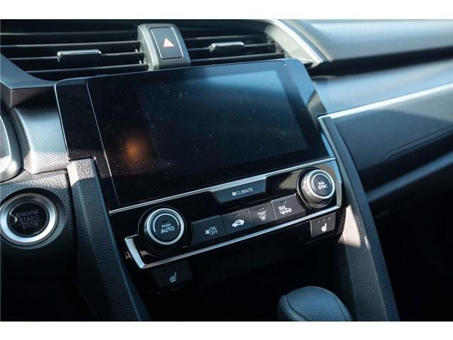 2018 Honda Civic EX (Stk: T5228) in Niagara Falls - Image 16 of 17